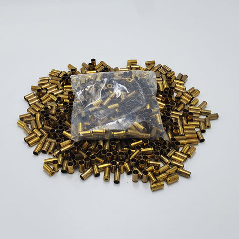 9mm Brass Casings, Qty 200