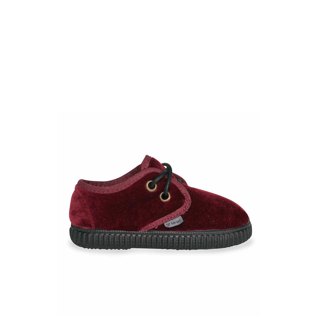 barqet dogma low kids red velvet