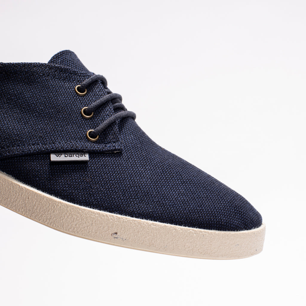 Barqet Dogma Low Recycled Dark Navy