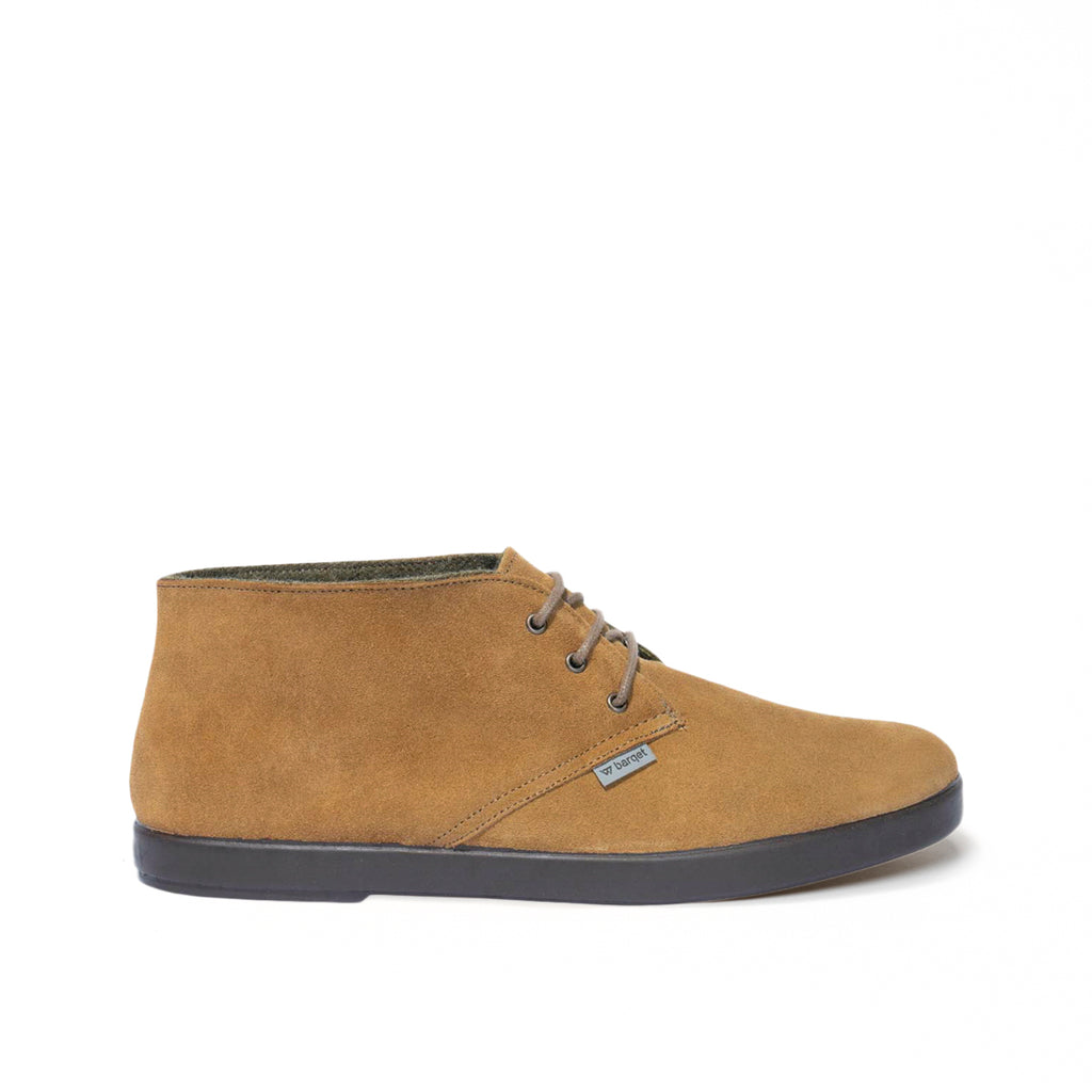 dogma high basic brick suede