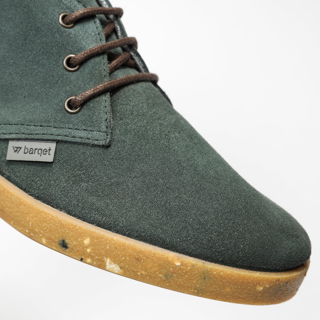 barqet dogma high forest suede