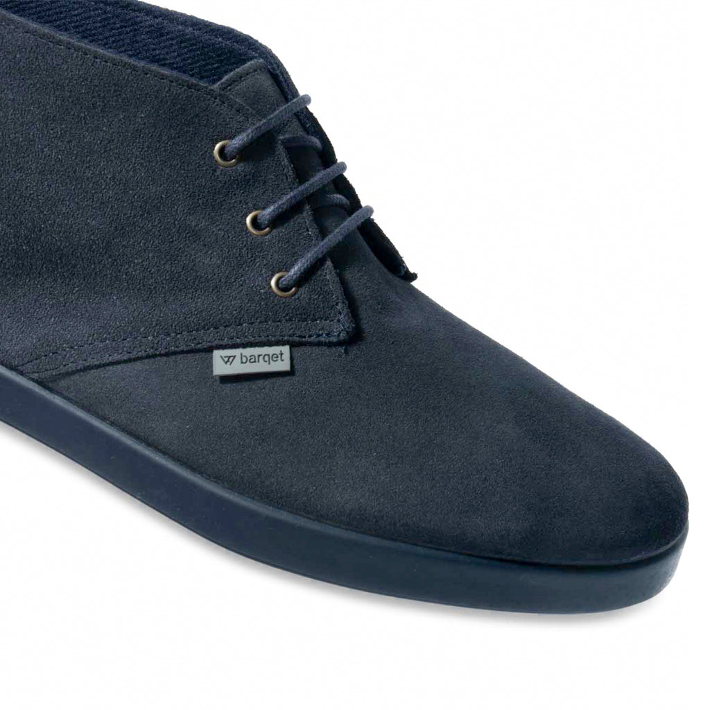 dogma high basic blue suede