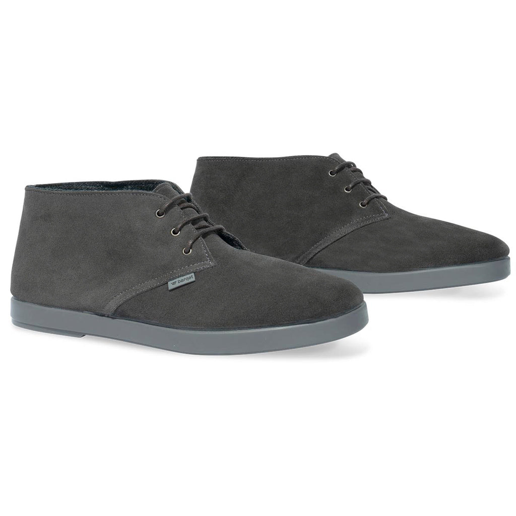 barqet dogma high basic stone suede