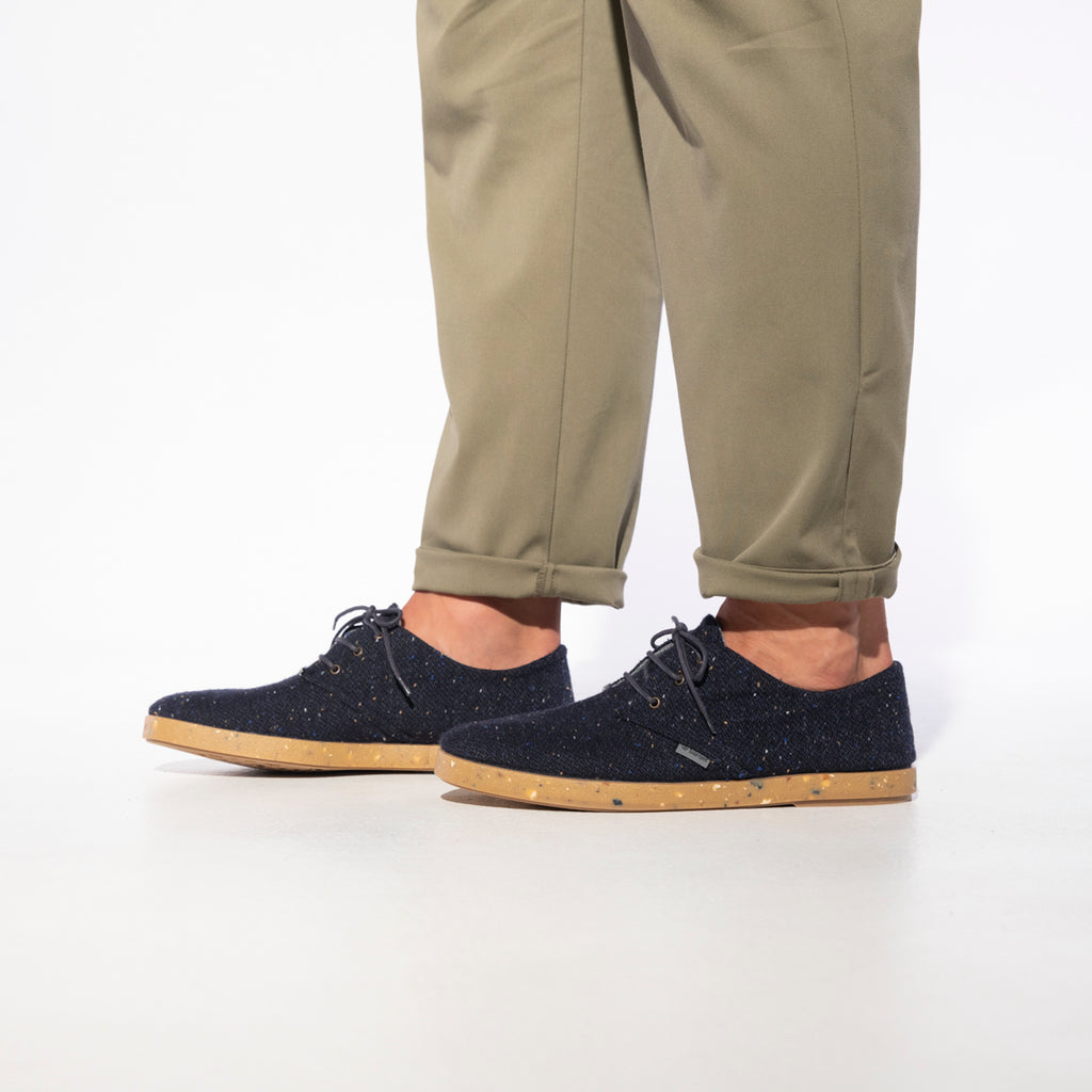 barqet dogma low navy cloth