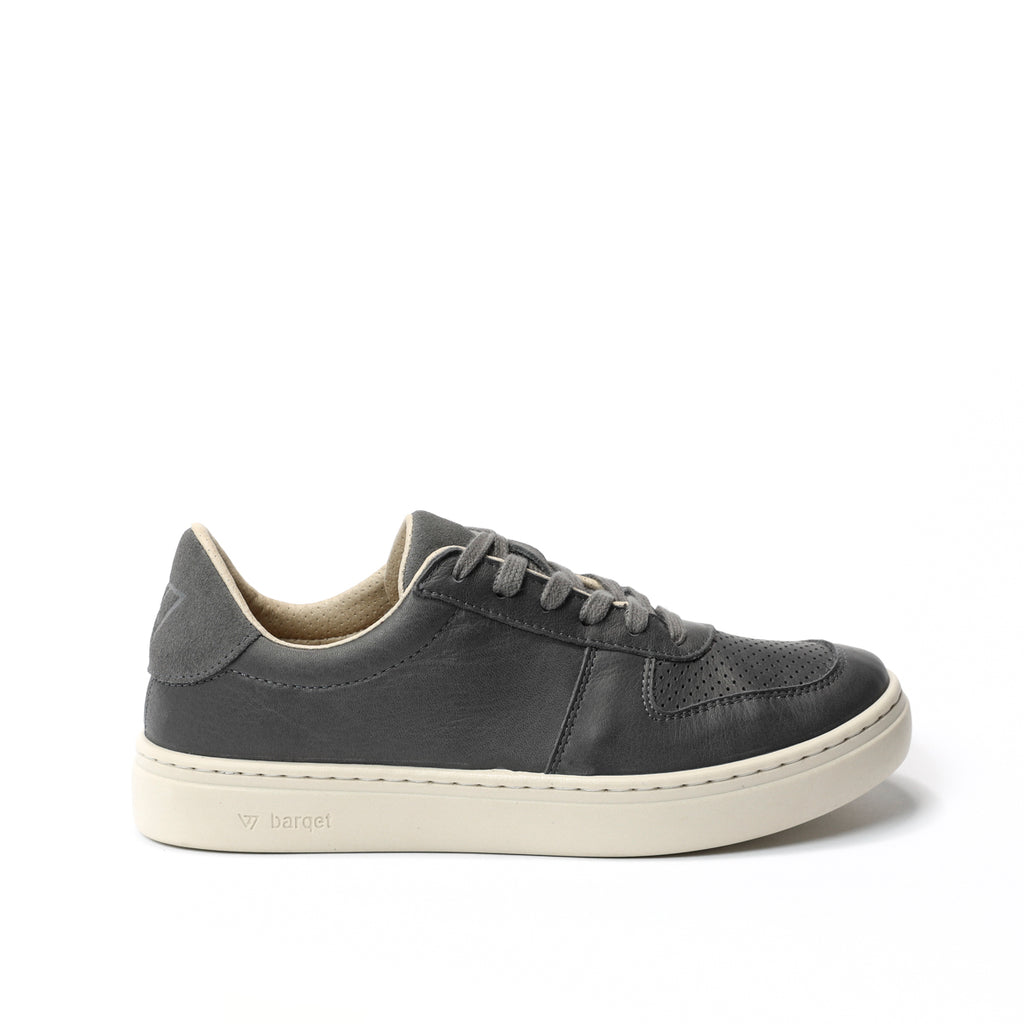 barqet norma dark grey leather