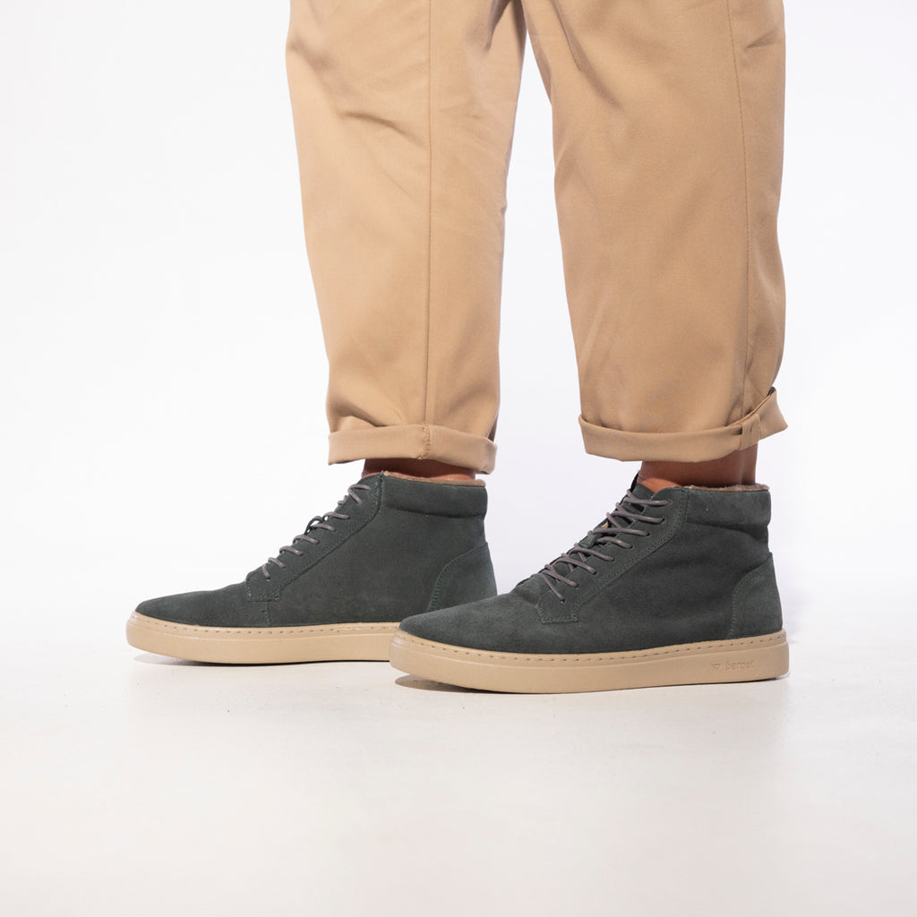 PARADIGMA HIGH FOREST SUEDE