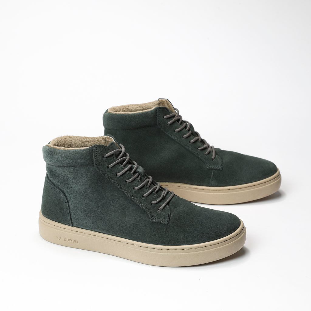 barqet paradigma high forest suede
