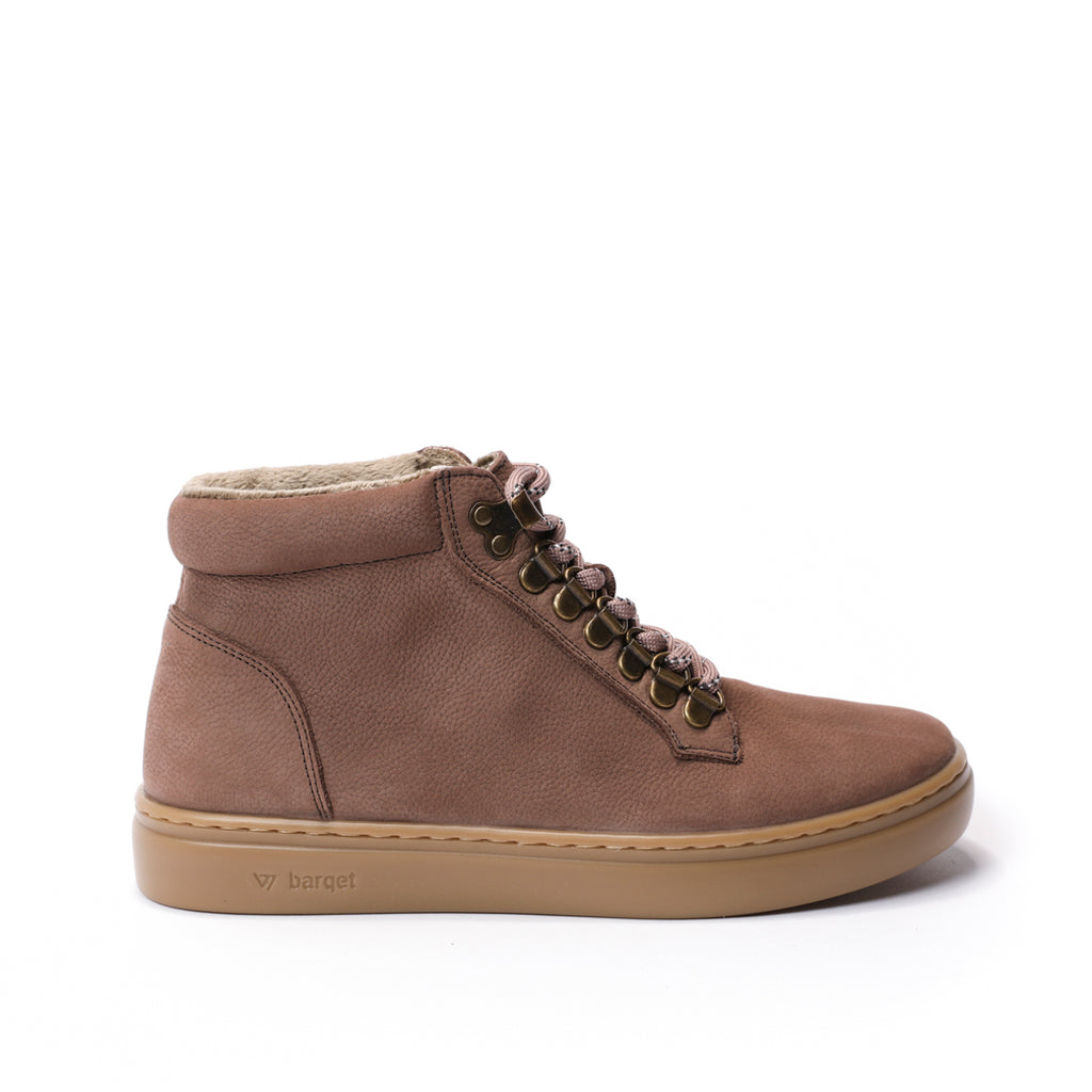 barqet pardigma high hiking terracota nubuck