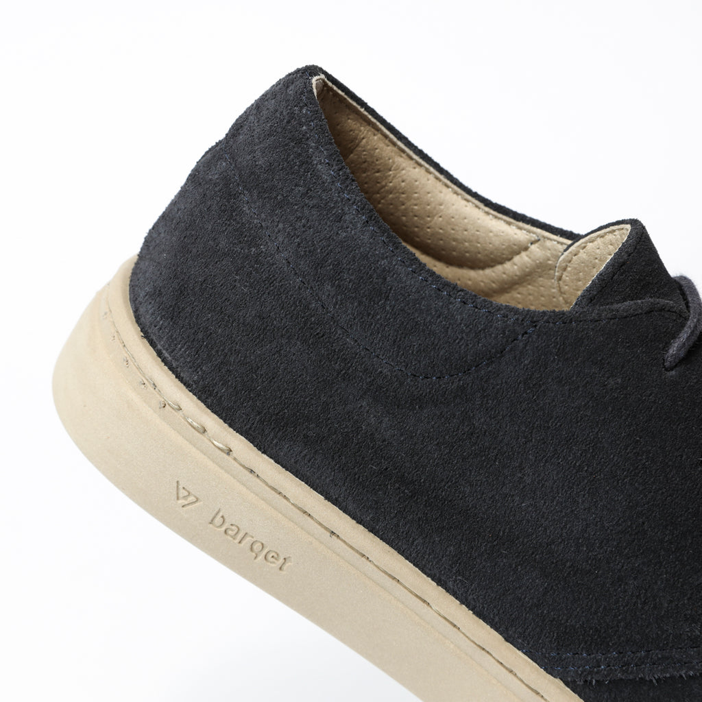 barqet paradigma low navy suede