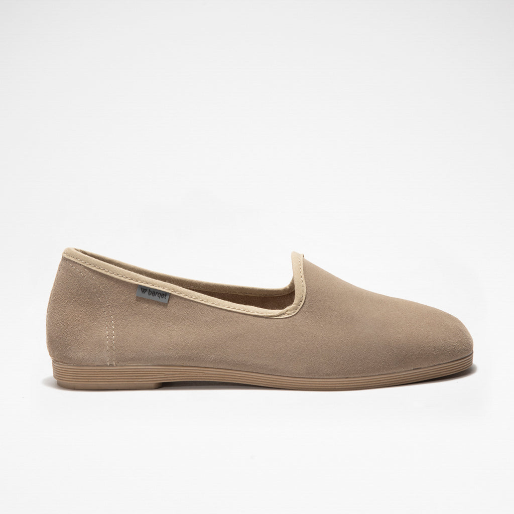 Barqet Sigma Beige Suede