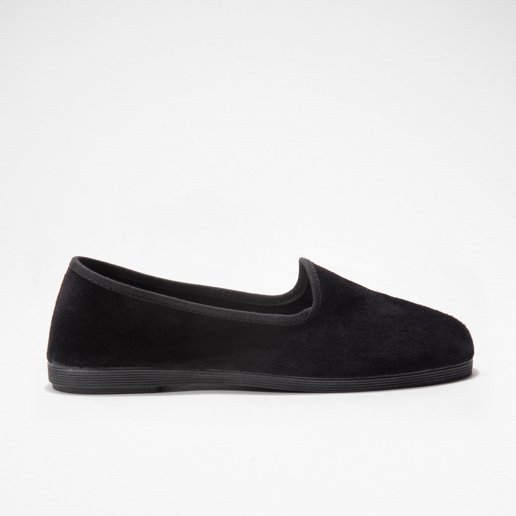 Barqet Sigma Black Suede