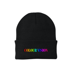 LIMITED EDITION COLOUR VISION BEANIE