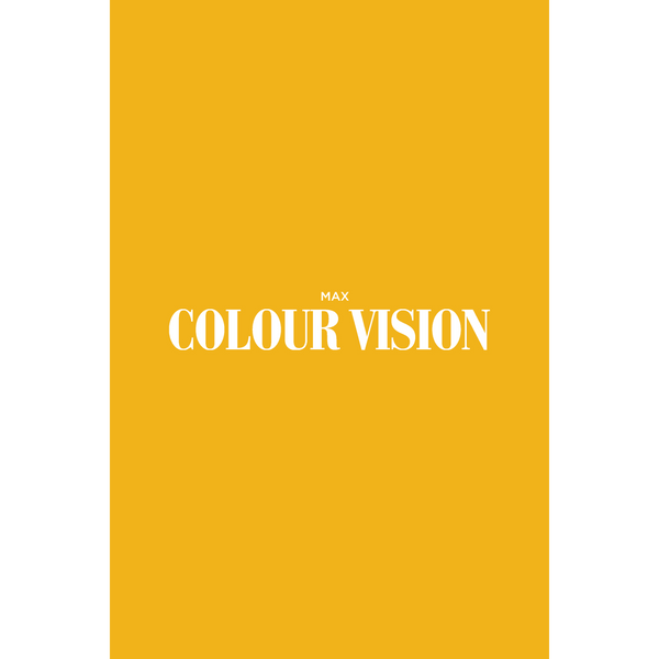 COLOUR VISION (DELUXE) MAGAZINE - SIGNED