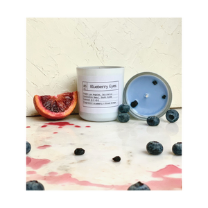 BLUEBERRY EYES SOY CANDLE