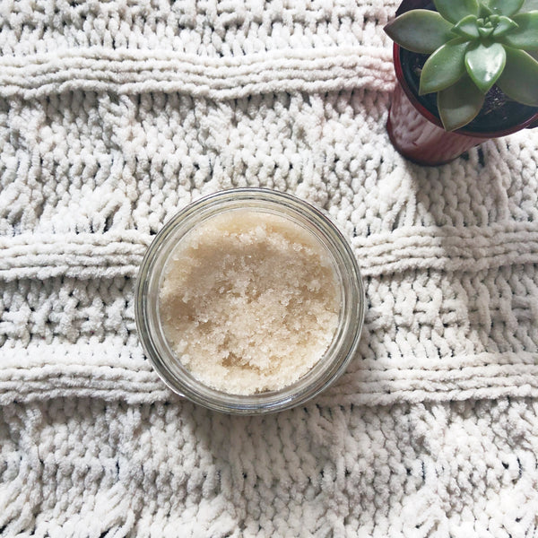 Unscented Sugar Scrub