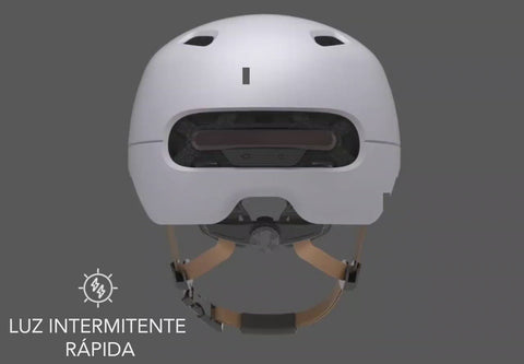 Casco Inteligente de Bicicleta Smart Helmet