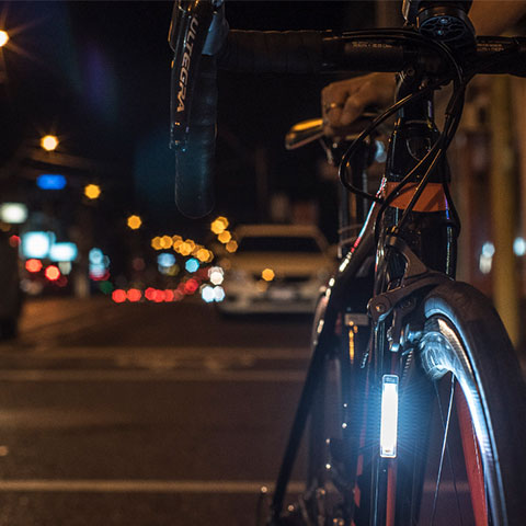 Kit Luces Bicicleta Knog Plus - Yerka Bikes Chile