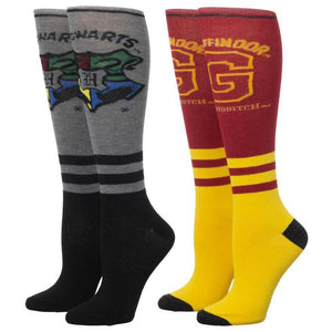 Harry Potter Gryffindor Knee High Socks - Merch Rox