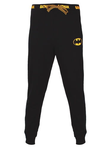 Batman Men's Logo Jogger Lounge Wear - Merch Rox