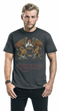 Load image into Gallery viewer, Amplified Queen Royal Crest T-shirt - Merch Rocks
