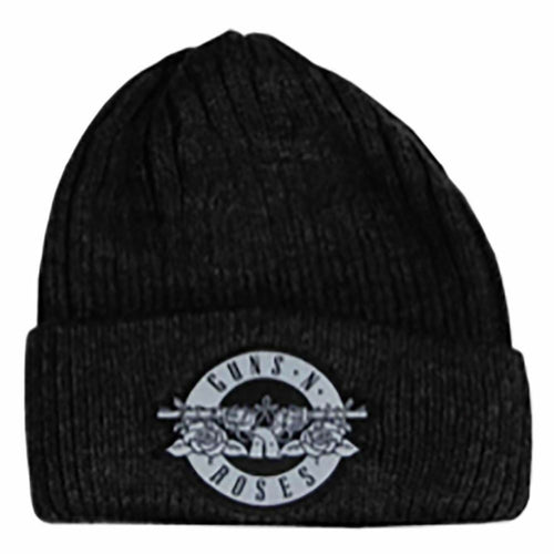 Guns n Roses Logo Beanie Hat - Merch Rox