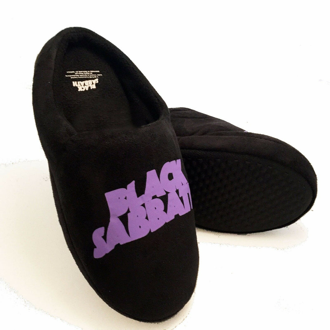 Black Sabbath Master of Reality Mule Slipper - Merch Rox