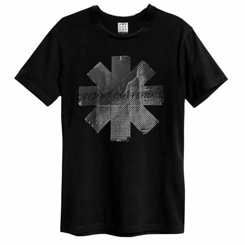Amplified Red Hot Chili Peppers Duct Tape T-Shirt - Merch Rox