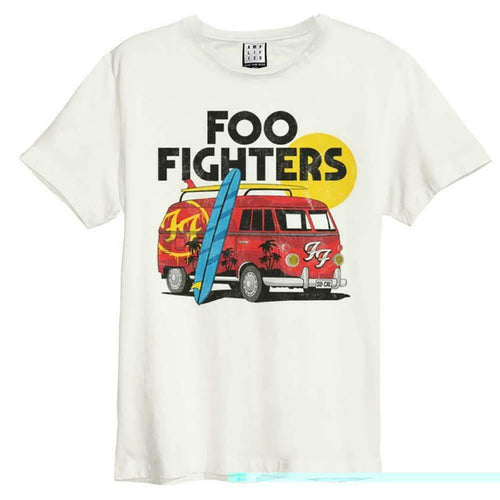 Amplified Foo Fighters VW Van T-shirt - Merch Rocks