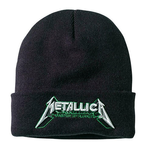 Metallica Master Of Puppets Beanie - Merch Rox