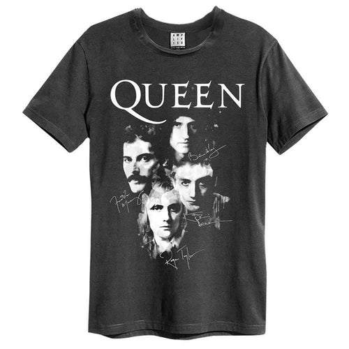 Amplified Queen Signature T-Shirt - Merch Rox