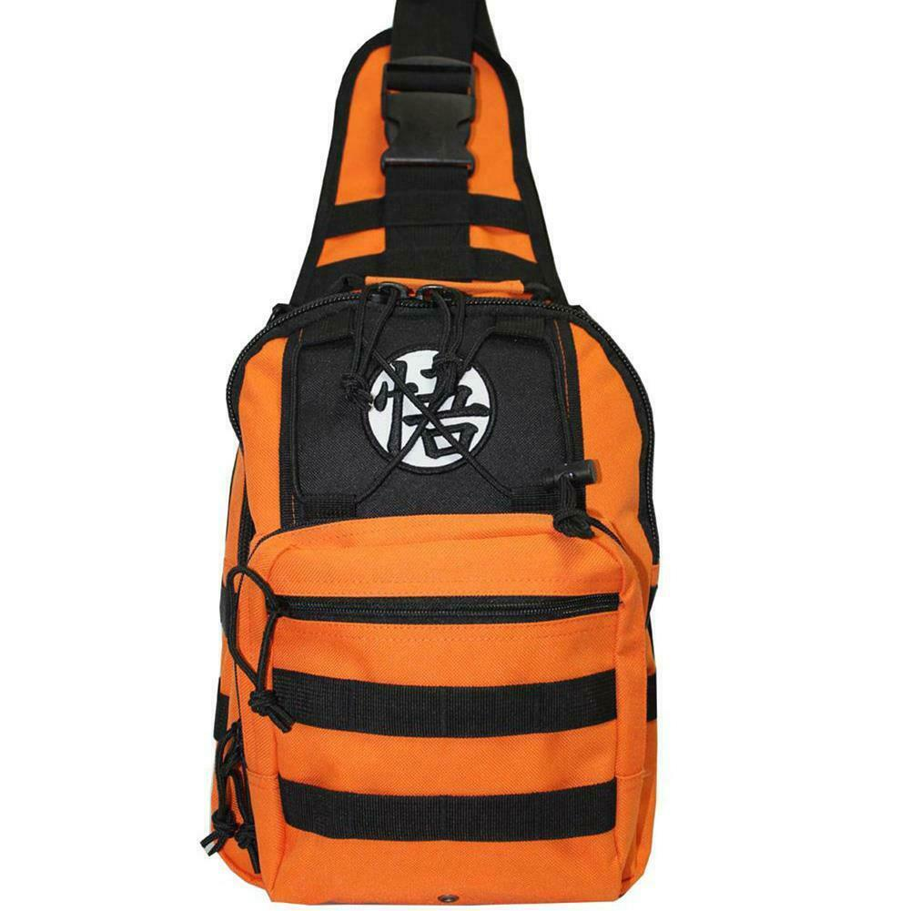 Dragon Ball Z Logo Mini Sling Backpack - Merch Rocks