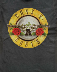 Amplified Guns N Roses Drum T-shirt - Merch Rox