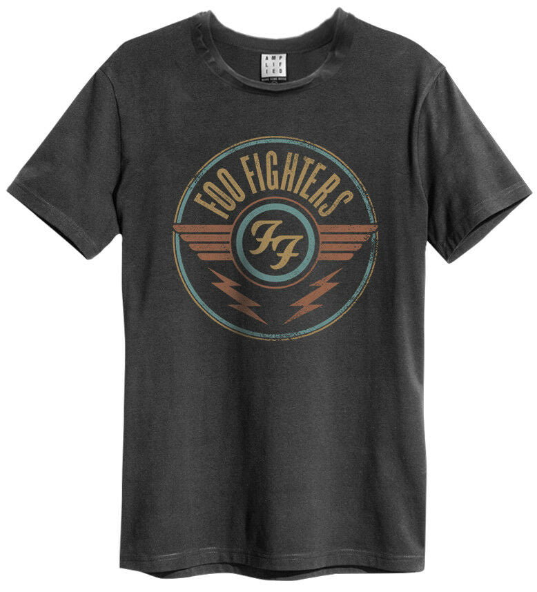 Amplified Foo Fighters FF Air T-shirt - Merch Rox