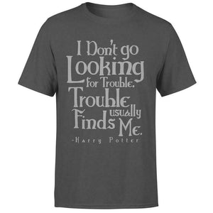 Harry Potter Looking For Trouble T-Shirt - Merch Rox