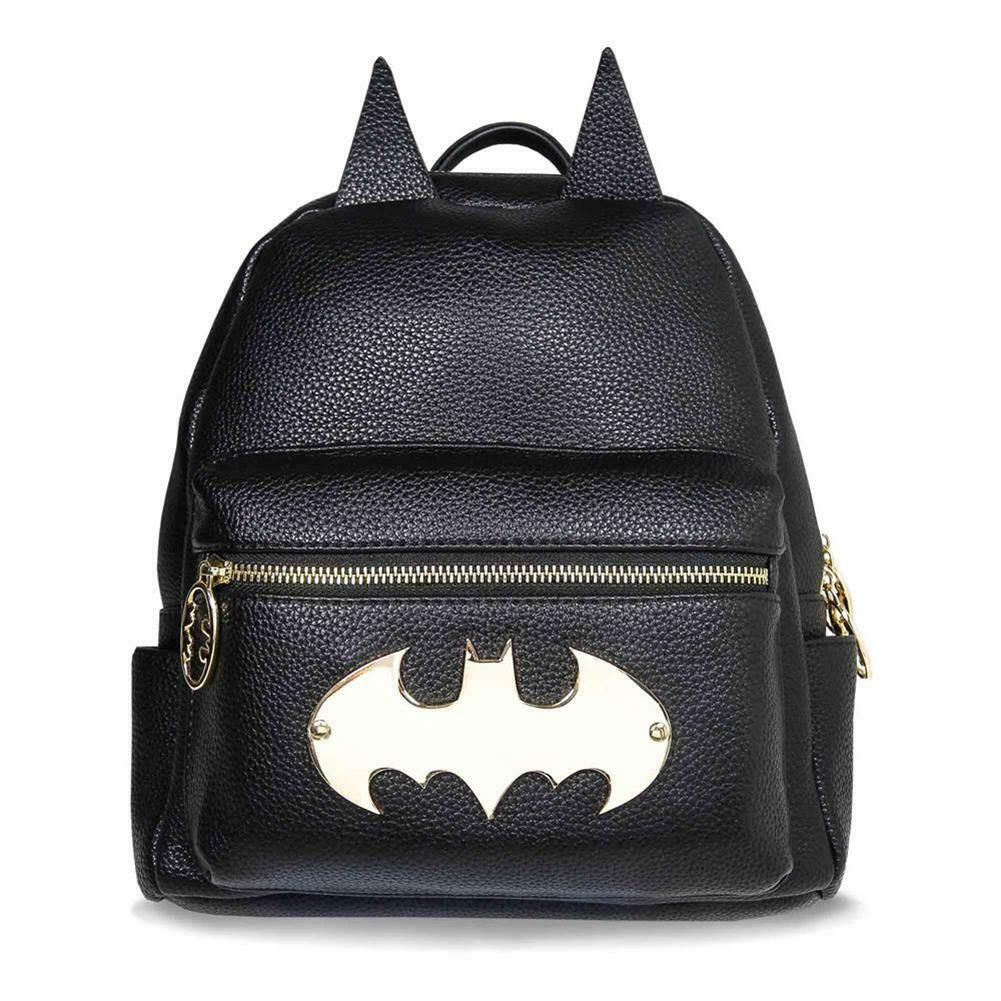 Batman Gotham Gold Backpack - Merch Rox