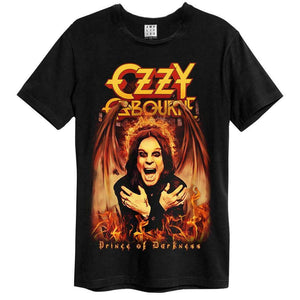 Amplified Ozzy Osbourne Prince Of Darkness T-Shirt - Merch Rox