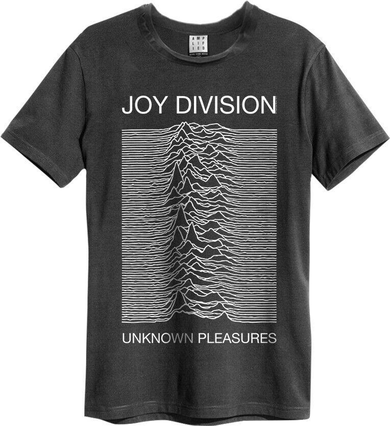 Amplified Joy Division Unknown Pleasures T-shirt - Merch Rox