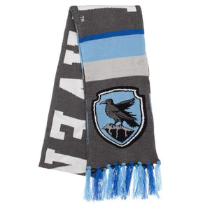 Harry Potter Ravenclaw Scarf With Tassels - Merch Rox