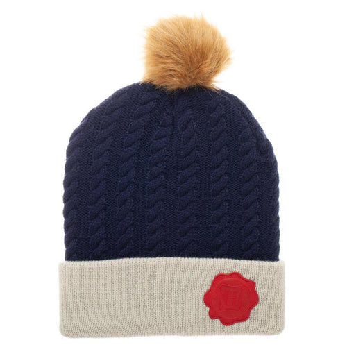Harry Potter Seal Bobble Hat - Blue - Merch Rox