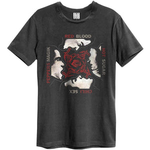 Amplified Red Hot Chili Peppers Blood Sugar Sex Magic T-shirt - Merch Rox