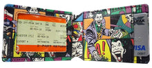 Load image into Gallery viewer, The Joker Mini Wallet / ID Holder - Merch Rox