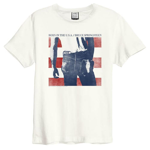 Amplified Bruce Springsteen Born In The USA T-Shirt - Merch Rox