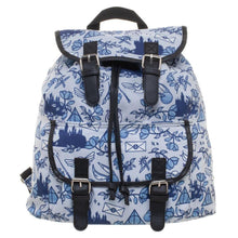 Load image into Gallery viewer, Harry Potter Icon Print Backpack - Merch Rox