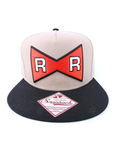 Dragon Ball Z Core OTP Rarmy Logo Snapback Cap - Merch Rox