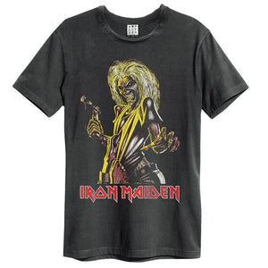 Amplified Iron Maiden Killers T-Shirt - Merch Rox