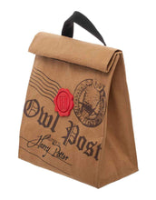 Load image into Gallery viewer, Harry Potter Hogwarts Owl Post Lunch Bag - Merch Rox