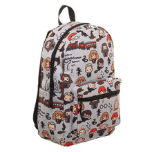 Load image into Gallery viewer, Harry Potter Chibi Art Backpack - Merch Rox