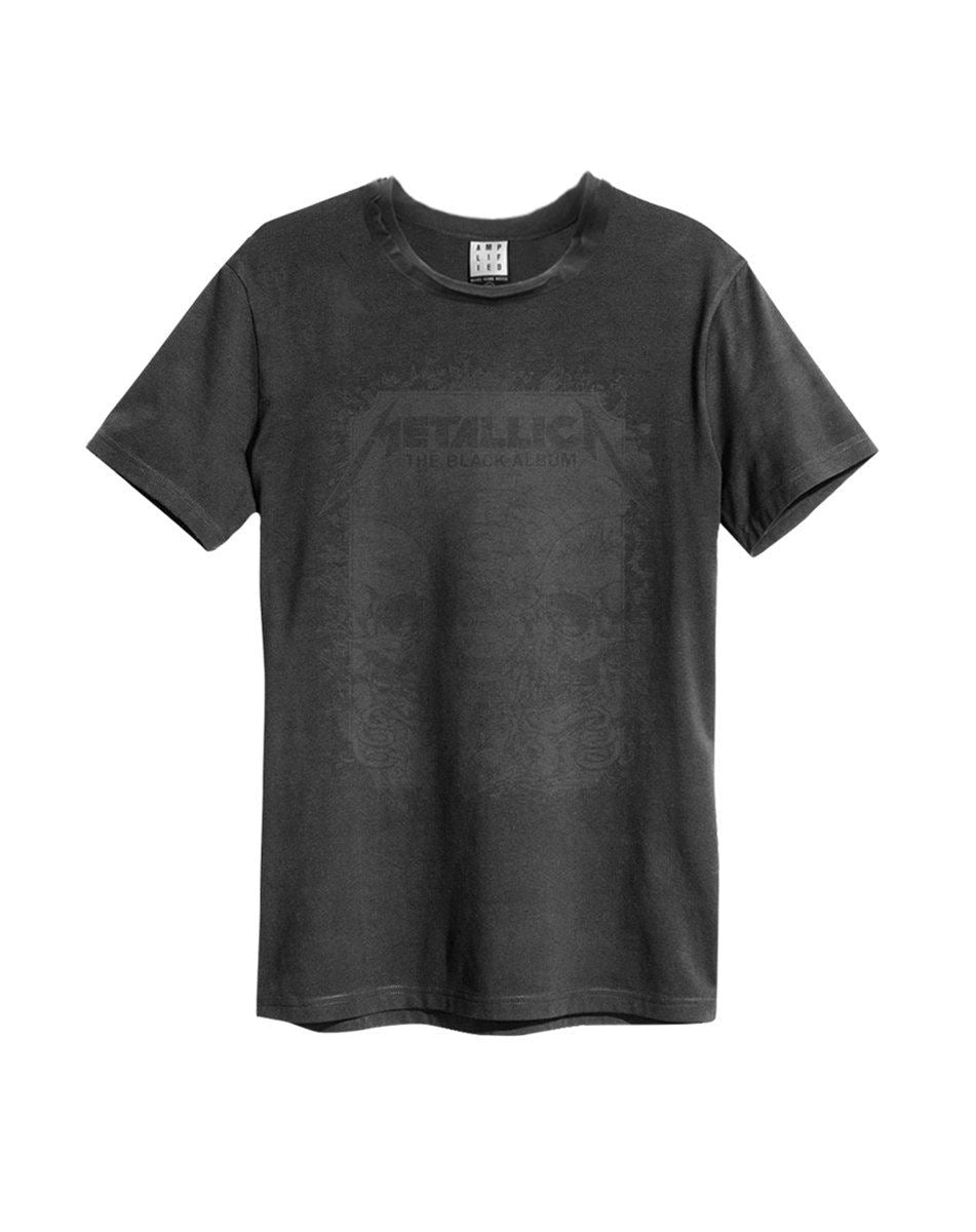 Amplified Metallica The Black Album T-Shirt - Merch Rox