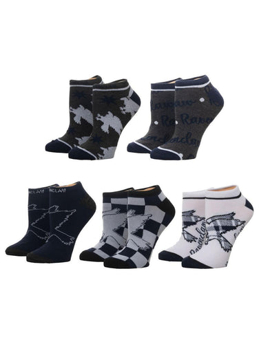 Harry Potter Ravenclaw Ankle Socks - Merch Rox