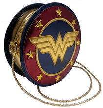 Load image into Gallery viewer, Wonder Woman Shield Bag - Merch Rox